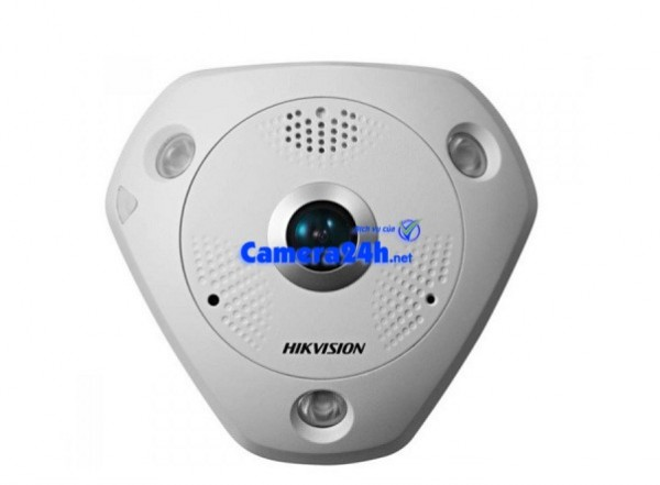Camera IP Fisheye HIKVISION DS-2CD6332FWD-IVS