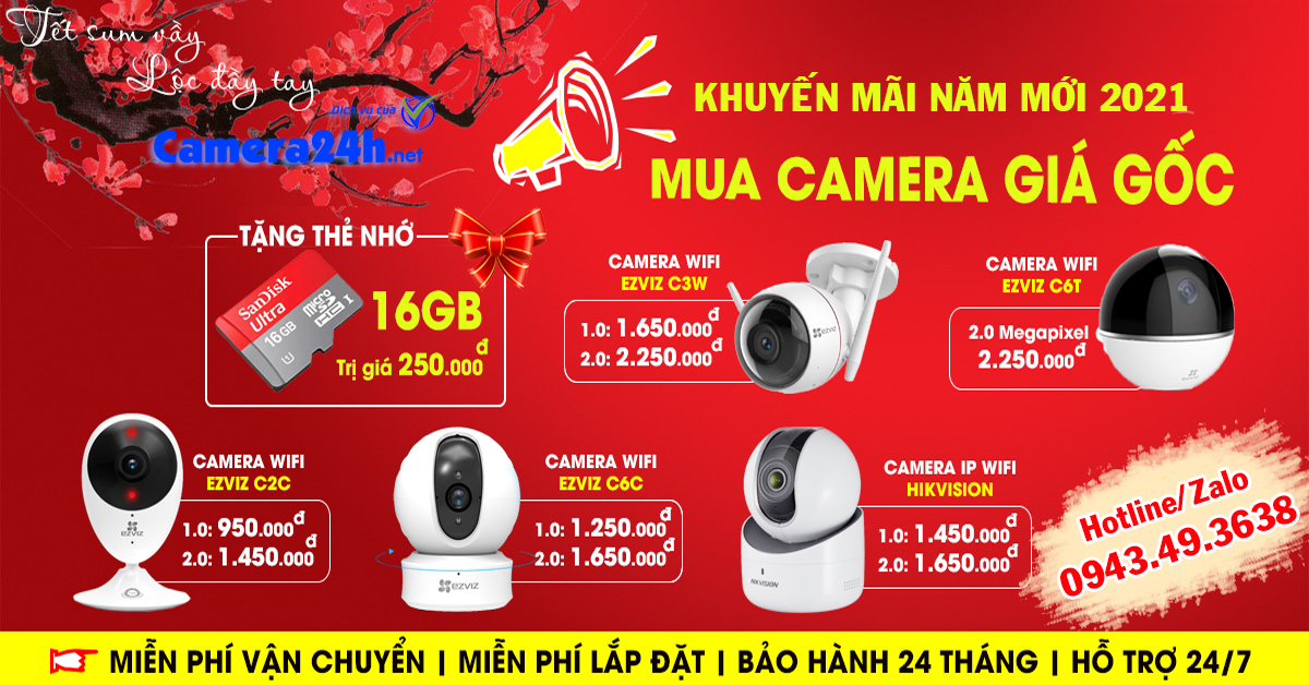 Lap dat camera vinh nghe an